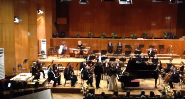 Plovdiv Philharmonic Orchestra With Conductor Luciano Di Martino